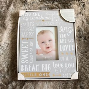 Baby Picture Frame ❤️